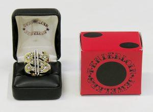 8K × STONE Dollar ring tenderloin1