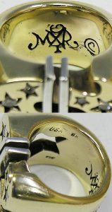 8K × STONE Dollar ring tenderloin3
