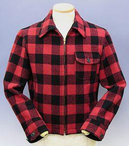 Riarumakkoizu wool Shasta jacket