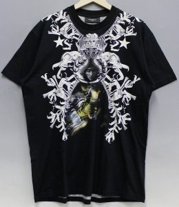 GIVENCHY 12AW ANGEL CREST T-SHT