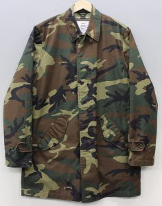 SUPREME 12AW Army Trench Coat