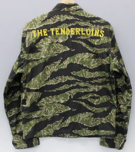 TENDERLOIN 14ss T-BAMBOO JKT 2