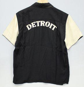 HARDBIRD RYCH-01W Rayon shirt 2