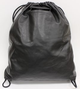 Martin Margiela 11 Leather Backpack