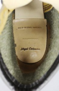 REDWING×NIGEL CABOURN 4619 boots 2