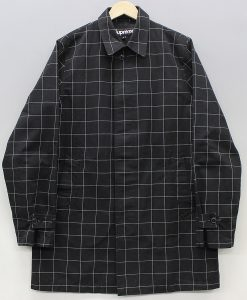 SUPREME 14ss work trench coat