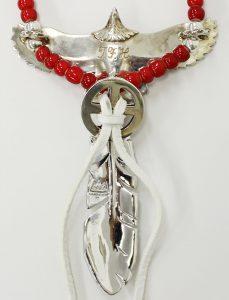 THE FLATHEAD eagle necklace 2