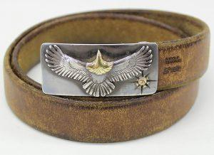 Fixed small Eagle belt of goro's 1