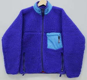 PATAGONIA Retro pile cardigan '89 Made 1