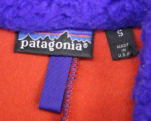PATAGONIA Retro pile cardigan '89 Made 2