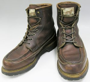REDWING 1950 50 anniversary setter boots