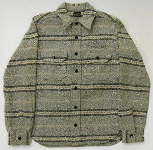 TENDERLOIN 11AW T-BLANKET long-sleeved shirt
