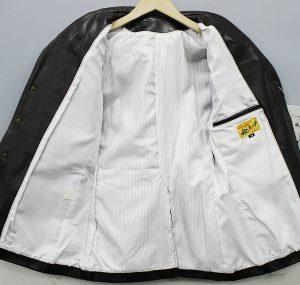 THE FEW MILANOMAN Car coat 2