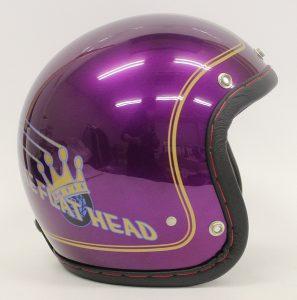 THE FLATHEAD H1 60'S Helmet 2