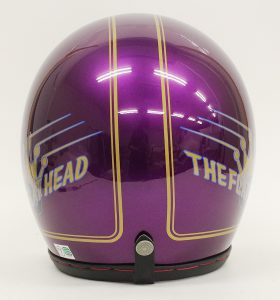 THE FLATHEAD H1 60'S Helmet 3