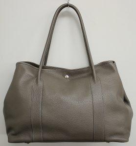 CELLERINI Leather Tote Bag