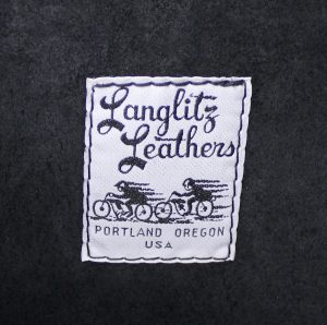 LANGLITZ LEATHER Leather Tote Bag 2