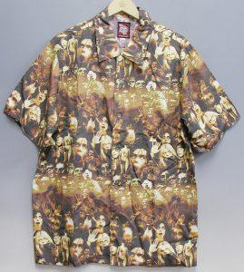 BON KURA ゾンビアロハシャツ