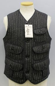 FORESTY BUBO by FREEWHEELERS GRAYS HARBOR VEST