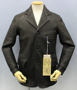 FREEWHEELERS THE VANISHING WEST 1930s WORKMEN'S SACK COAT GUTHRIE