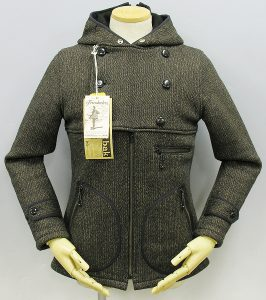 BUBO SPORTS TOGS Great Lakes GMT.MFG.CO THOMPSON COAT