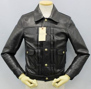 TROPHY CLOTHING Rancher Steer Hide Jacket