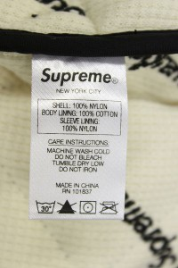 SUPREME 16AW Blocked Quilted Jacket4