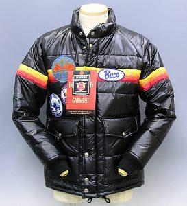 Riarumakkoizu BUCO quilted jacket