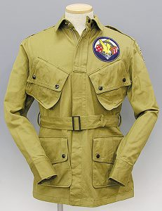 Riarumakkoizu jump jacket
