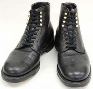 ALDEN×BLUEBLUE 6inch boots 1