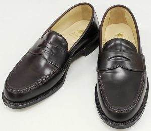 ALDEN 99162 Cordovan loafers