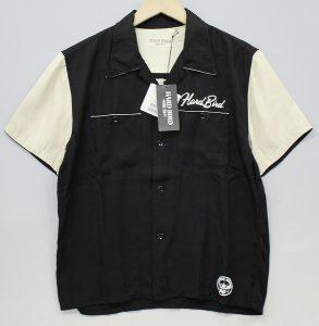 HARDBIRD RYCH-01W Rayon shirt 1