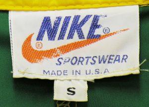 NIKE pinwheel orangetag zip‐up jacket 3