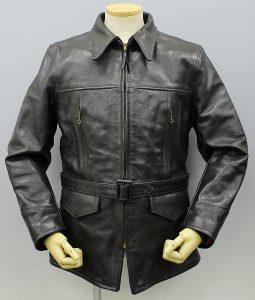 REAL McCOYS buffalo leather coat 1