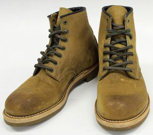 REDWING×NIGEL CABOURN 4619 boots 1