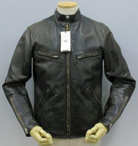 RRL Leather Shingururaidasu