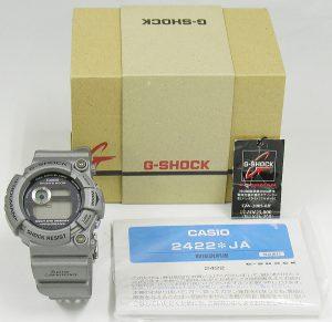 G-SHOCK GW-200S-8JF Silver frogman 1