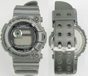 G-SHOCK GW-200S-8JF Silver frogman 2