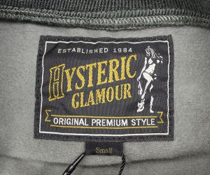 HYSTERIC GLAMOUR 15ss MA-1-2