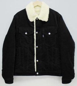 MAISON KITSUNE Corduroy jacket bore 1