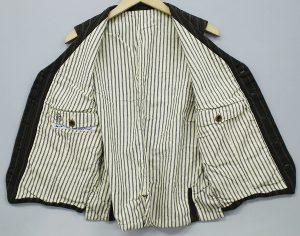 Mister Freedom×SUGAR CANE Covert stripe Best 2