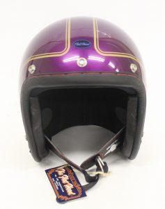 THE FLATHEAD H1 60'S Helmet 1