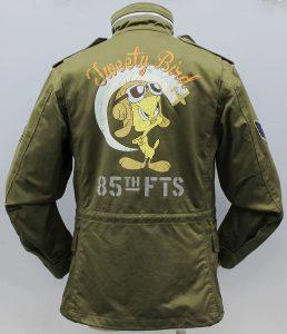 TOYSMcCOY M-65 フィールドジャケット TWEETY BIRD #TMJ1413
