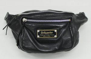 WACKO MARIA×PORTER Leather waist bag 1