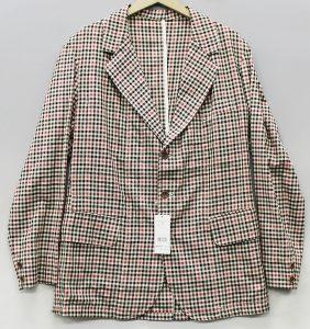 ANATOMICA CAVALIERE Check jacket 1
