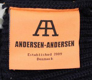 ANDERSEN-ANDERSEN Crew Neck Knit 2