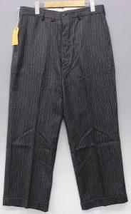 ATLAST&CO Stripe wool trousers
