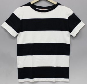 AtLast&Co BUTCHER PRODUCTS Border T-shirt 1