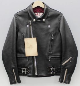 ADDICT CLOTHES NEW VINTAGE AD-02 SHEEPSKIN DOUBLE RIDERS JACKET アディクトクローズ ライダース