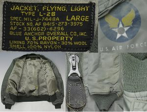 BLUE ANCHOR OVERALL L-2B 2